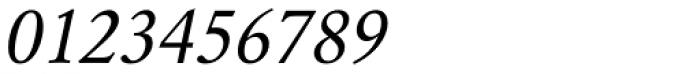 URW Garamond Oblique Font OTHER CHARS