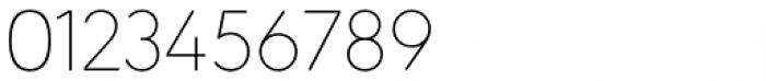 URW Geometric Arabic Thin Font OTHER CHARS