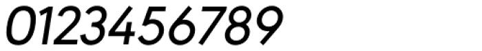URW Geometric Medium Oblique Font OTHER CHARS