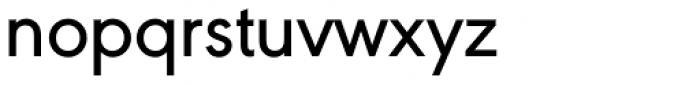 URW Geometric Medium Font LOWERCASE