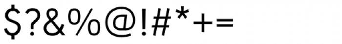 URW Geometric Regular Font OTHER CHARS