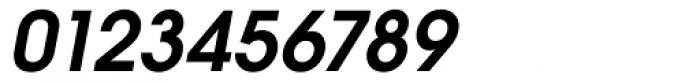 URW Gothic Demi Oblique Font OTHER CHARS