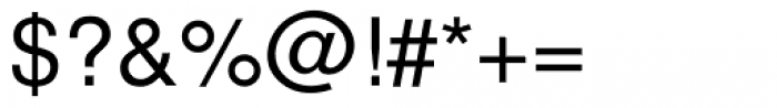 URW Gothic Japanese Regular Font OTHER CHARS