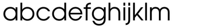 URW Gothic Font LOWERCASE