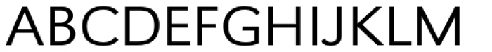 URW Grotesk ExtraWide Light Font UPPERCASE