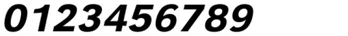 URW Grotesk Wide Medium Oblique Font OTHER CHARS