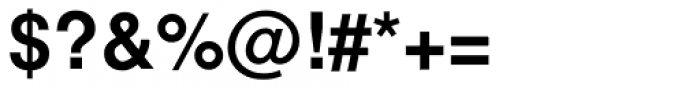 URW Heisei Gothic Bold Font OTHER CHARS