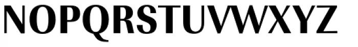 URW Imperial ExtraNarrow ExtraBold Font UPPERCASE
