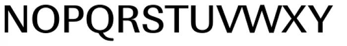 URW Linear Medium Font UPPERCASE