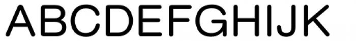URW Maru Gothic Medium Font UPPERCASE
