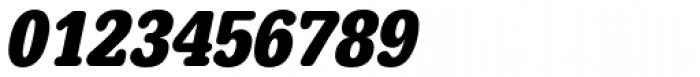 URW Typewriter ExtraNarrow Bold Oblique Font OTHER CHARS