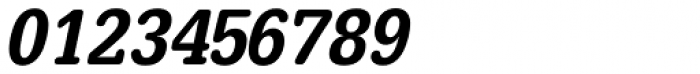 URW Typewriter ExtraNarrow Medium Oblique Font OTHER CHARS