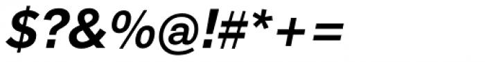 Urania Bold Italic Font OTHER CHARS
