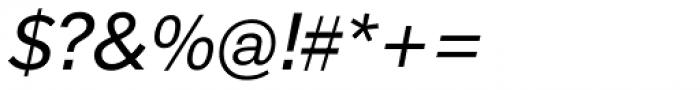 Urania Italic Font OTHER CHARS