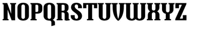 Uranos Bold Font UPPERCASE