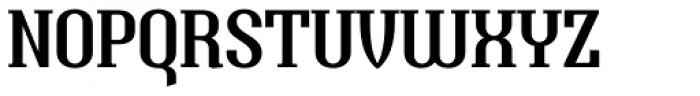 Uranos Semi Bold Font UPPERCASE