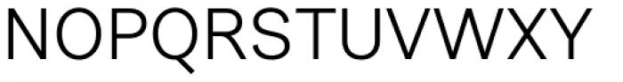 Urban Grotesk Regular Font UPPERCASE