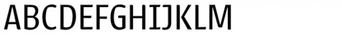 Urbana Light Font UPPERCASE