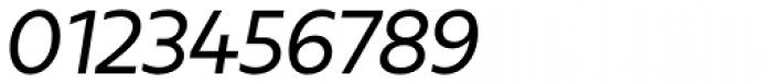 Urbani Italic Font OTHER CHARS