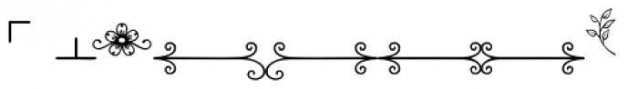 Urbis Ornaments Font OTHER CHARS