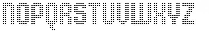 Urbix rg Rsq Light Font UPPERCASE