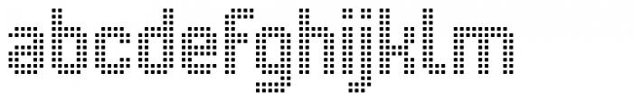Urbix rg Rsq Light Font LOWERCASE