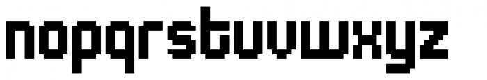 Urbix rg Std 12 Font LOWERCASE