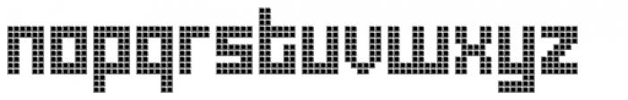 Urbox rg Lcd Font LOWERCASE