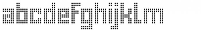 Urbox rg Rsq Light Font LOWERCASE