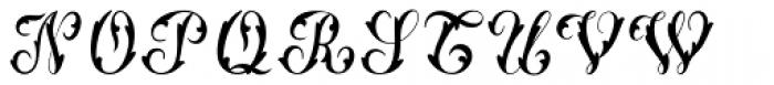 Urszula 3 Font UPPERCASE