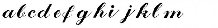 Urszula 3 Font LOWERCASE