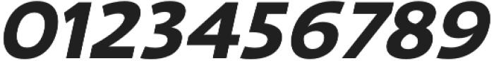 US Bill otf (700) Font OTHER CHARS