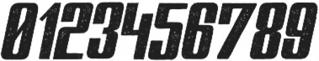 USKOK Italic otf (400) Font OTHER CHARS