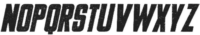 USKOK Italic otf (400) Font LOWERCASE
