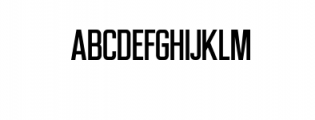 UsePrint.ttf Font UPPERCASE