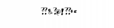 Usumi Font OTHER CHARS
