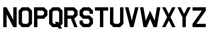 USAAF_Stencil Font LOWERCASE