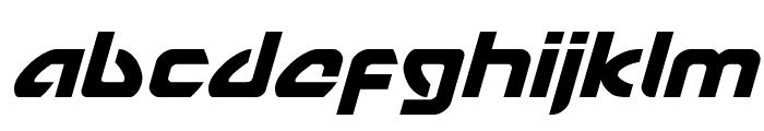 USAngel Italic Font LOWERCASE