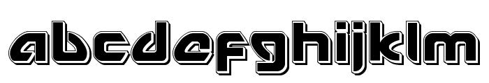 USAngel Punch Font LOWERCASE