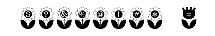 usagi Font OTHER CHARS