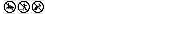 USF Recreational SEGD J Font LOWERCASE