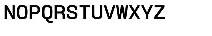 User Bold Font UPPERCASE