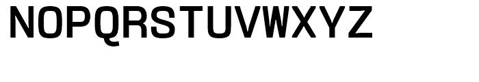 User Upright Bold Font UPPERCASE