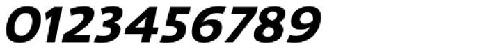 US Bill Sans Bold Slant Font OTHER CHARS