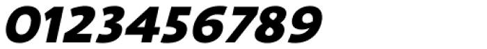 US Bill Sans Extra Bold Slant Font OTHER CHARS