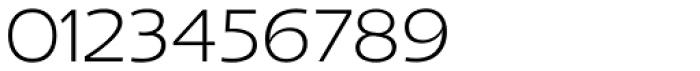 US Bill Sans Light Font OTHER CHARS