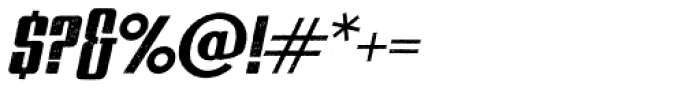 USKOK Italic Font OTHER CHARS