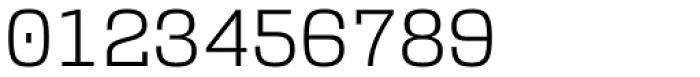 User Light Font OTHER CHARS