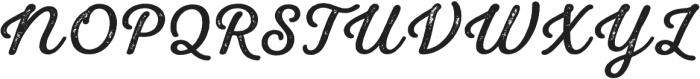 UT Laurelle Press otf (400) Font UPPERCASE
