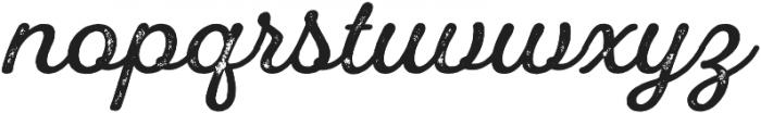 UT Laurelle Press otf (400) Font LOWERCASE